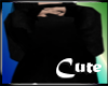 ~Long black sweater~