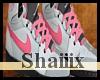 Grey & Pink Jordans (W)