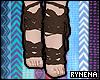 ® Wrap feet