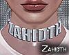 Zahidth Custom Swarovski