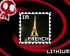 I'm French