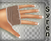 Gloves Brown