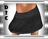 Grey Scale Miniskirt