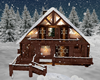 ale -CABIN CHRISTMAS