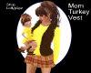 Mom Turkey Vest