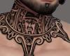 Undertaker Neck Tat