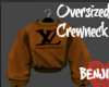 Bronze LV Crewneck