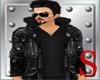 *S*Black Hoody&Jacket
