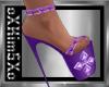 � SEXY Purple Heels