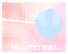 Kawaii Blue Dum Dum