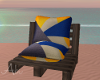 Tropical Beach chair 1P