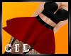 !C! SEXY RED DRESS