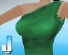 Green Meditation Robe