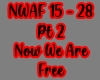 Now We Are Free - Pt2