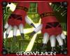:.Growlmon.: Paws