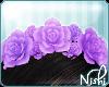 [Nish] Flowers Purple