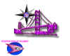 WSF Purple Academy Pin