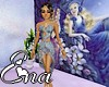 Robe Fairy bleue