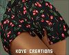 |< Colette! Cherry Skirt