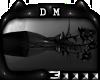 [DM] Black Roses Vase