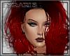 Aniya PVC black red