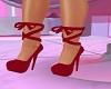 Red Ribbon heels