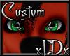 xIDx DarkRose Fur M
