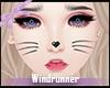 猫 Black Whiskers