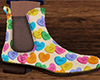 Heart Candy Ankle Boot M