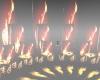 burn guitar light