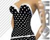 Polka Dot Short Dress