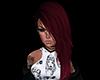 Olivia Dark Red