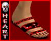 Vampire Sandal Flat