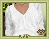 U. Sweater White