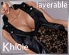 Kmal vest layerable