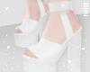n  Daisy Platform White
