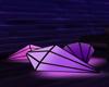 [W] Diamond Light Purple