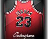 O|Mj Bulls Jersey framed