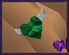 Emerald Heart Ring