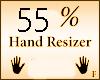 Hand Resizer 55%