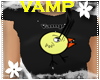 *S* Vamp Chick Black