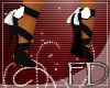 **FD**Tuxedo Heels