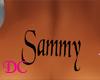 (DC)Sammy Tramp Stamp