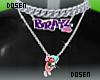 [] Bratz Silver Chain