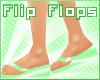 [s]MintGreenFlipFlops