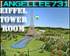 EIFFEL TOWER ROOM garden