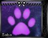 (: PawPrint .:Purple:.