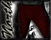 NE~ Drow red pants