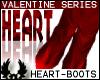 -cp Heart Boots