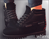 Winter Couple Boots